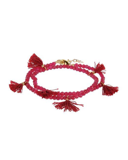 Shashi | Metallic Bracelet | Lyst