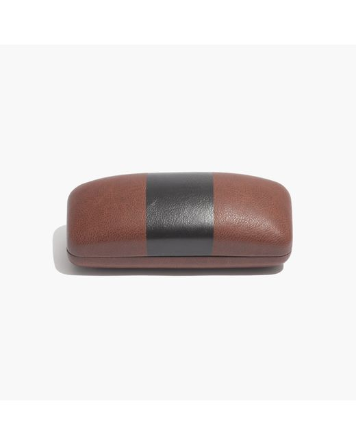 Madewell | Brown Printed Sunglass Case | Lyst