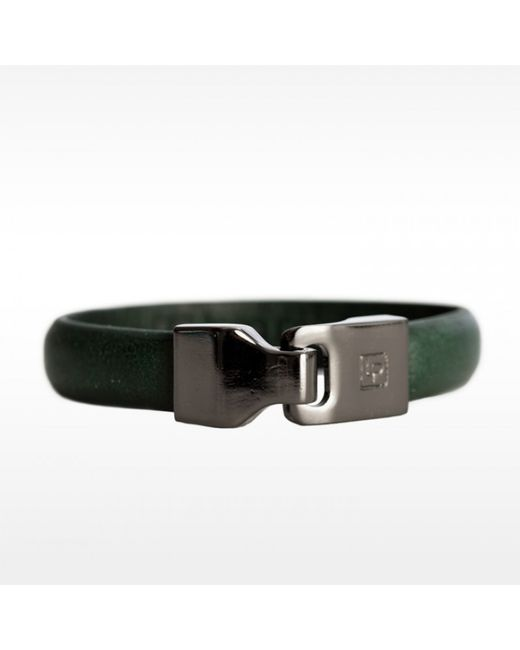 Linea Pelle | Metallic Hook Closure Bracelet | Lyst