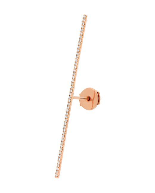 Vanrycke | Metallic Medellin Earrings In Gold And Diamonds | Lyst