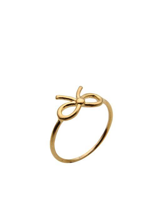 Aonie | Metallic Ring | Lyst