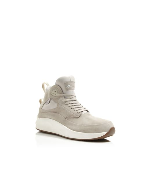 Article No. | Gray 1115 High Top Sneakers for Men | Lyst