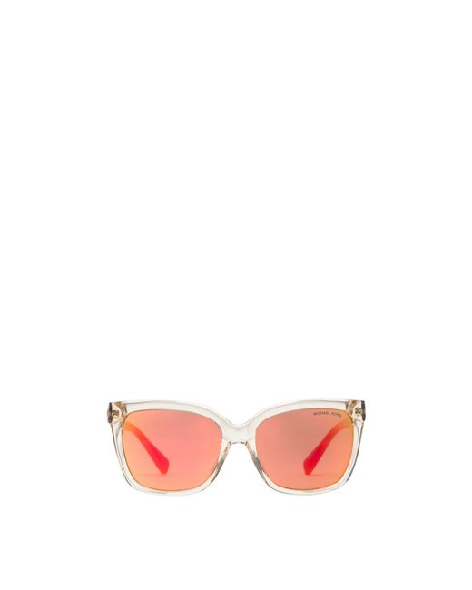 Michael Kors   Orange Sandestin Sunglasses   Lyst