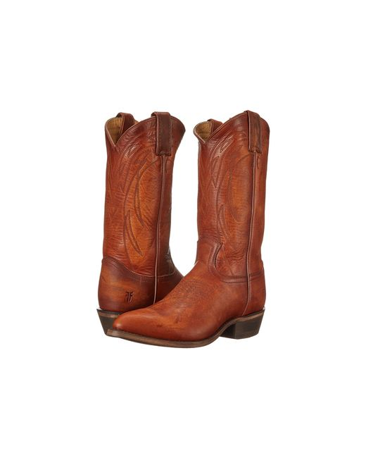 Frye | Brown Billy Pull On | Lyst