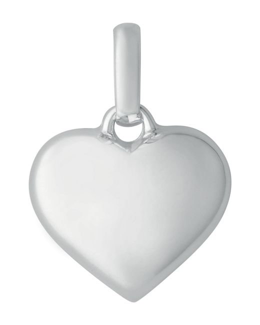 Links of London | Metallic Birthday Heart Charm | Lyst