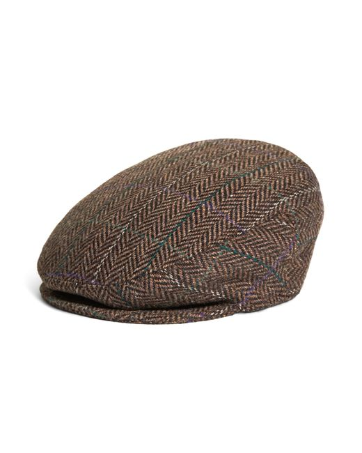 Brooks Brothers | Brown Herringbone Wool Ivy for Men | Lyst