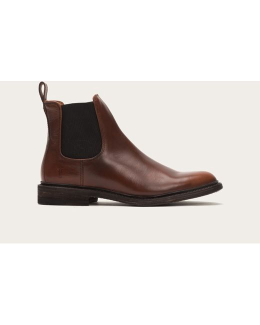 Frye | Brown James Chelsea for Men | Lyst