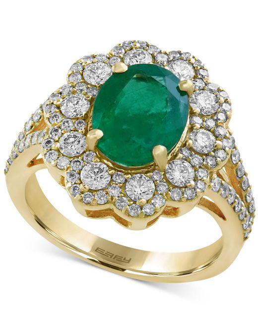effy collection brasilica by effy emerald 2 1 8 ct t w