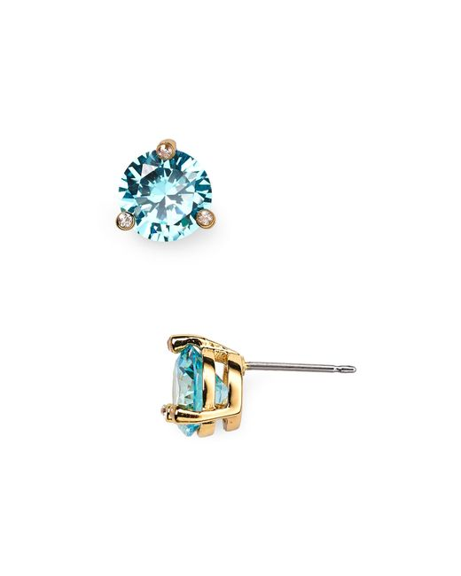 Kate Spade | Blue Rise And Shine Stud Earrings | Lyst