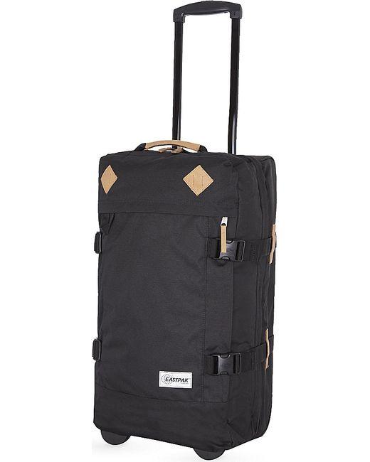 Eastpak   Black Tranverz Medium Two-wheel Suitcase 66cm   Lyst