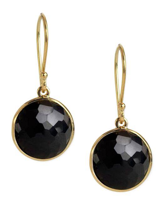 Ippolita | Black Mini Lollipop Earrings | Lyst