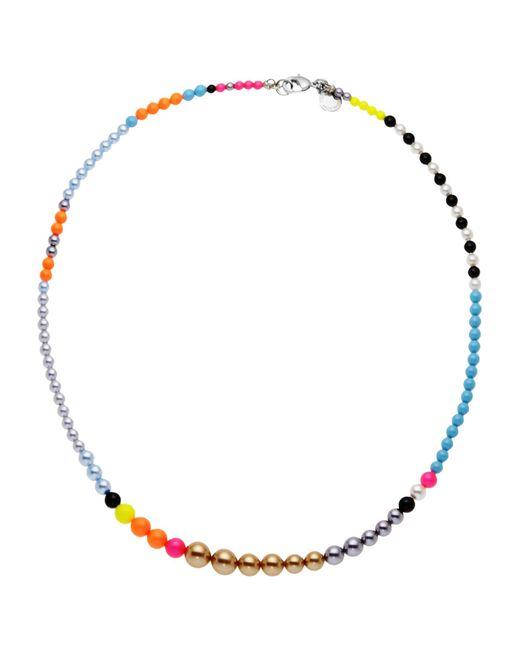 Tom Binns | Blue Necklace | Lyst