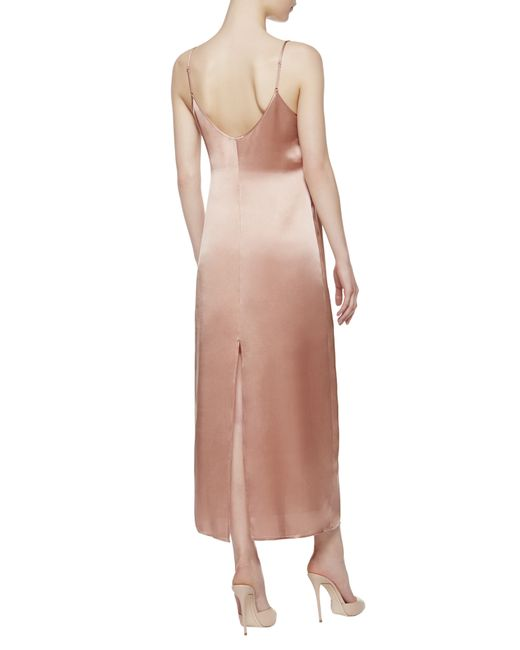 La Perla | Pink Long Slip | Lyst