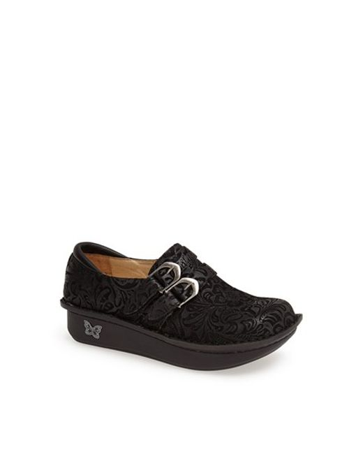 Alegria | Black 'alli' Loafer | Lyst