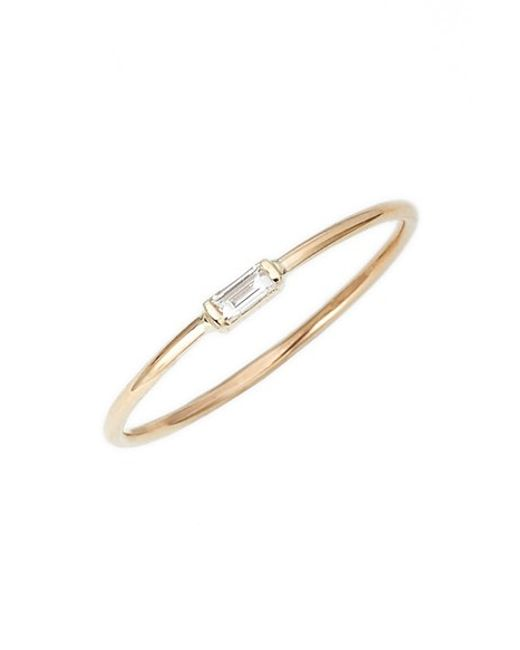 Zoe Chicco Stacking Rings