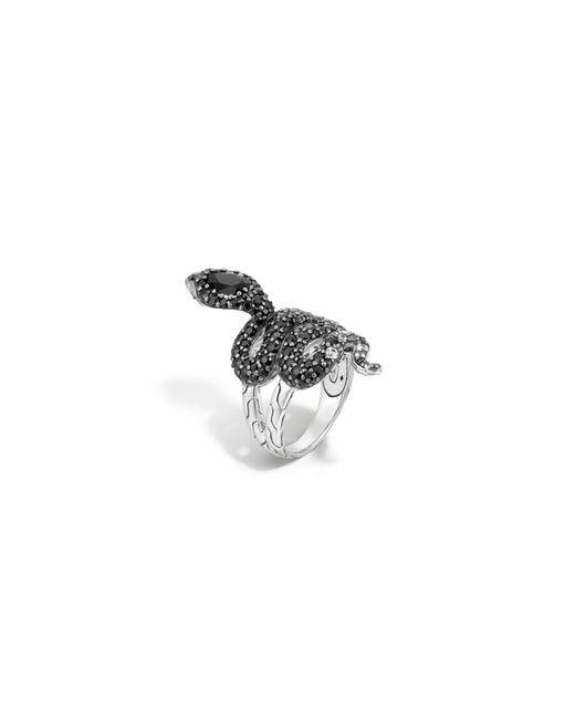 John Hardy | Metallic White Sapphire | Lyst