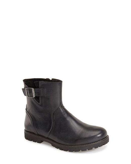 Birkenstock | Black 'stowe' Boot | Lyst