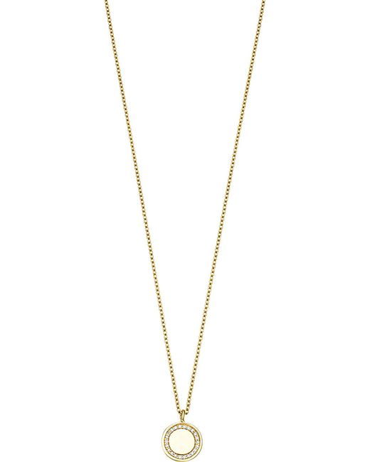Astley Clarke | Metallic Cosmos 14ct Yellow-gold And Diamond Pendant Necklace | Lyst