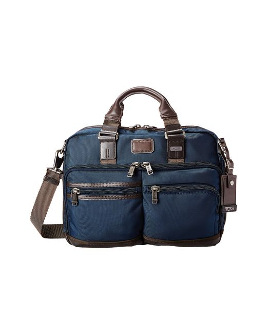 Tumi | Blue Alpha Bravo - Andersen Slim Commuter Brief | Lyst