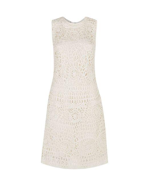 Hobbs | White Jessie Dress | Lyst