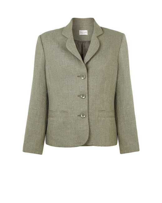 Eastex Misty Green Tailored Jacket in Green - Save 58% | Lyst