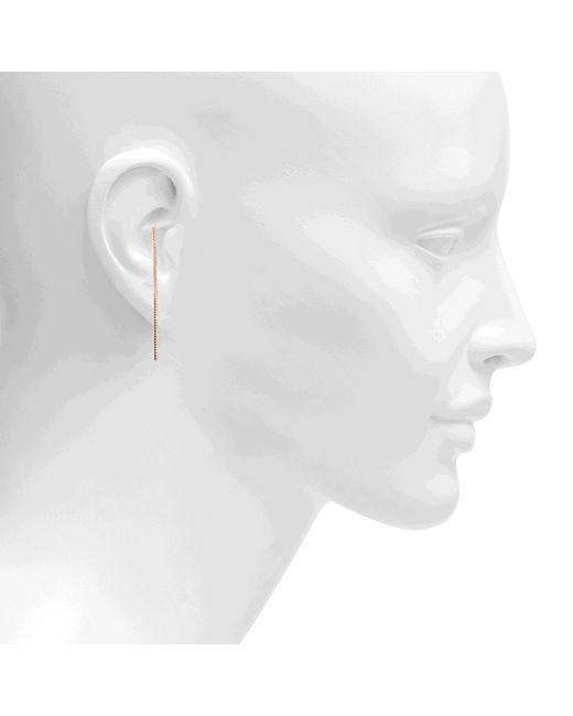 Vanrycke   Metallic Medellin Earrings In Gold And Diamonds   Lyst