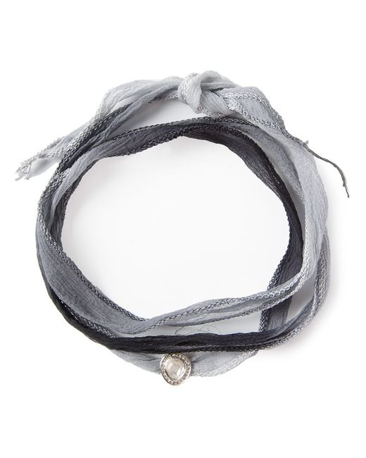 Christian Koban | Gray 'slice' Diamond Bracelet | Lyst