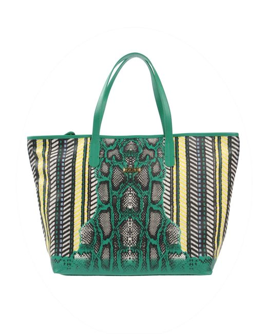 Just Cavalli | Green Handbag | Lyst