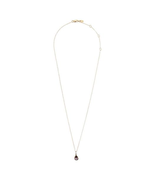 Links of London | Metallic Luna Gems Amethyst Necklace | Lyst