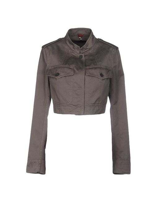 Dondup | Gray Blazer | Lyst