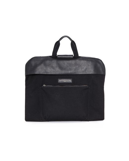 Want Les Essentiels De La Vie | Black Stansted Garment Bag for Men | Lyst