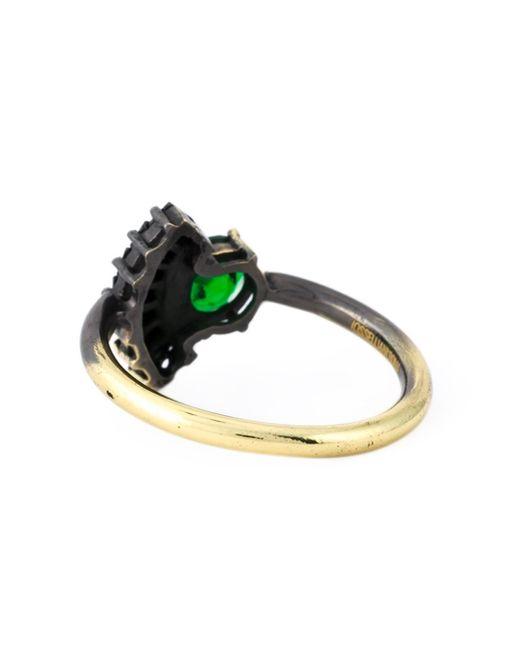 Iosselliani | Metallic 'all That Jewels' Ring | Lyst