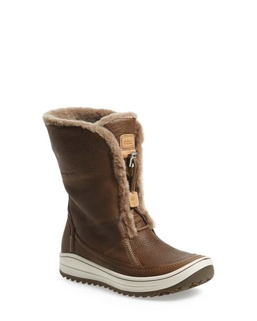Luxury This Winter  Boots, $21675 Available At Michaelkorsca 3 Michael Michael Kors Nala Fur And Calf Hair Hightop Sneaker, $20925 Available At Mmichaelkorsca 4 Toms Womens Black Waterproof Leather Summit Boots, $12750