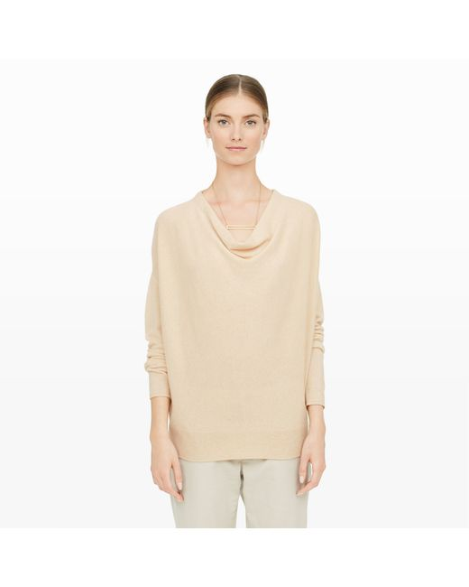 Club Monaco | Natural Vergine Cashmere | Lyst