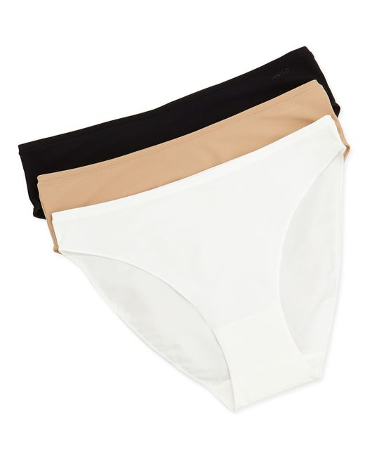 Hanro | White Allure High-cut Briefs | Lyst