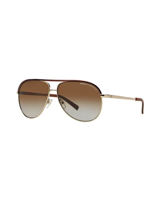 2338f9fb609 Armani Exchange Sunglasses Men - Bitterroot Public Library
