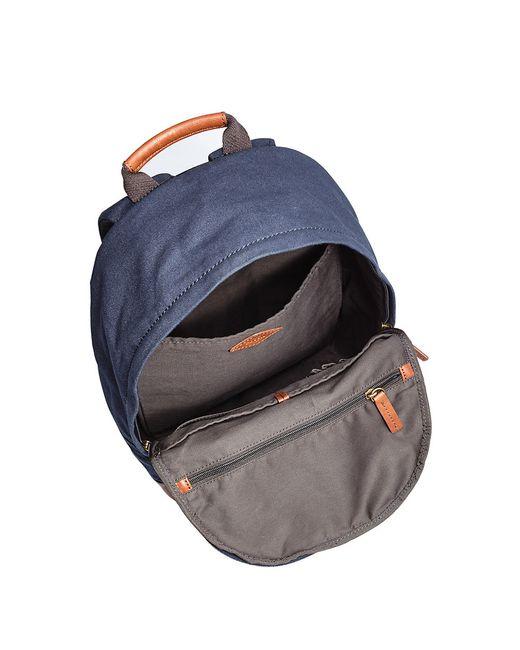Fossil | Blue Estate Backpack for Men | Lyst