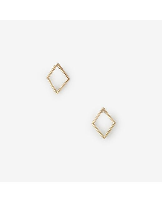 Grace Lee | Metallic Whimsy Diamond Earrings | Lyst