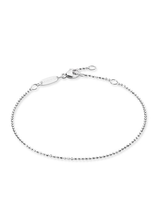Thomas Sabo | Metallic Sterling Silver Twisted Chain Bracelet | Lyst