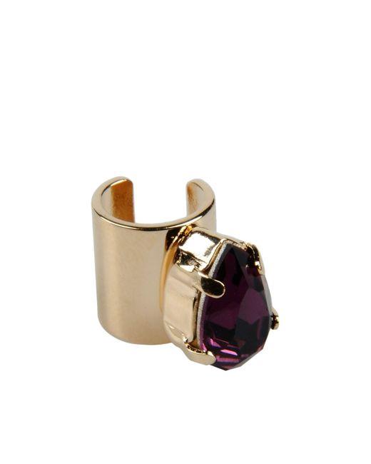 Maria Francesca Pepe | Metallic Earring | Lyst