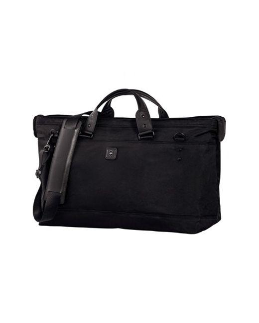 Victorinox   Black Victorinox Swiss Army 'lexicon' Duffel Bag for Men   Lyst