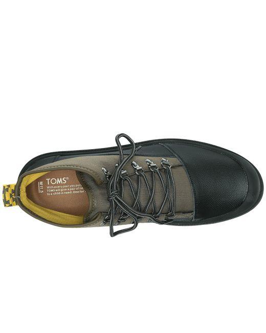 TOMS | Black Cordova Boot for Men | Lyst