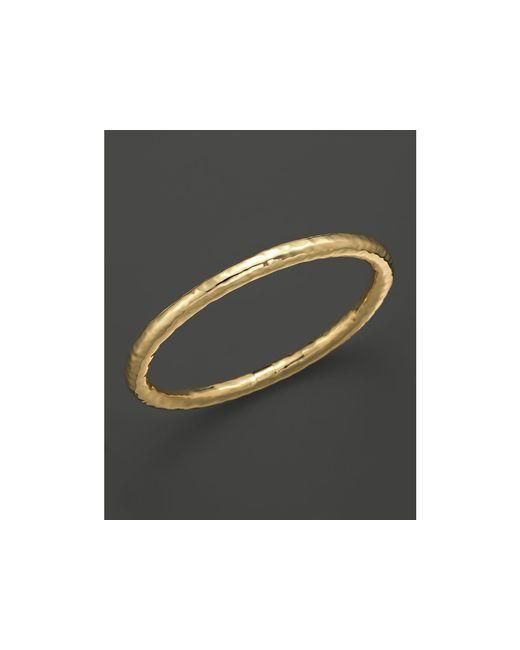 Ippolita | Metallic 18k Gold #3 Glamazon Bangle | Lyst