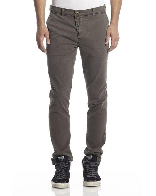 Hudson Jeans | Gray Logan Chino for Men | Lyst