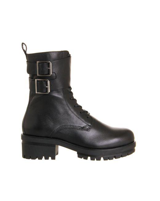 Vagabond Kayla Strap Boots In Black   Lyst