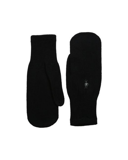Smartwool | Black Knit Mitt | Lyst