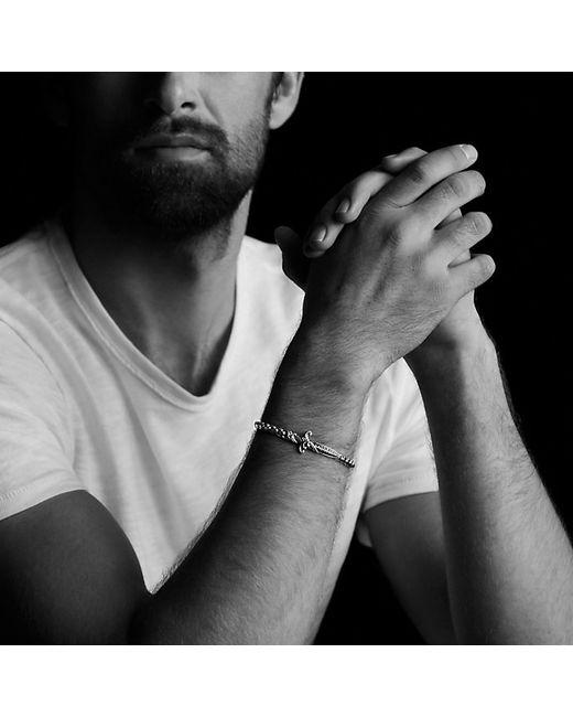 David Yurman | Metallic Waves Dagger Bracelet With 18k Gold for Men | Lyst