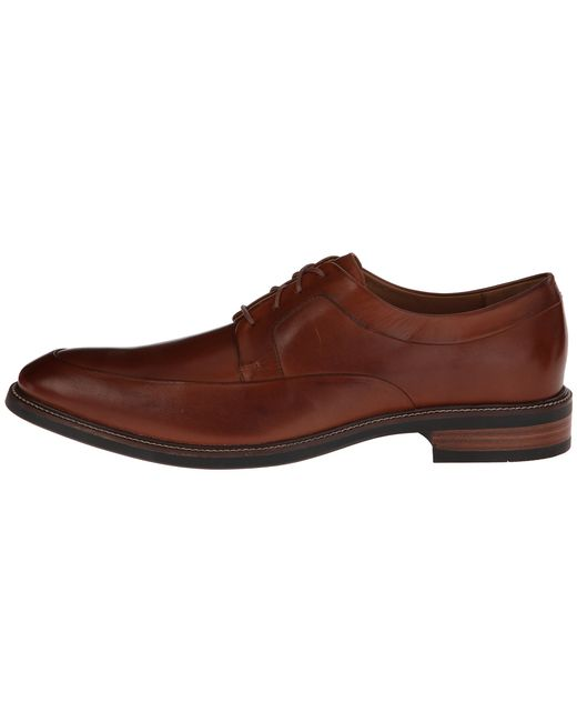 Cole Haan | Brown Warren Apron Ox for Men | Lyst