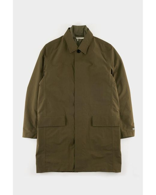 Norse Projects - Thor Jacket Gore-tex - Sitka Green for Men - Lyst