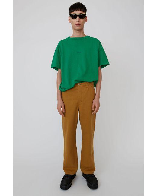Acne - 5 Pocket Jeans antique Brown for Men - Lyst